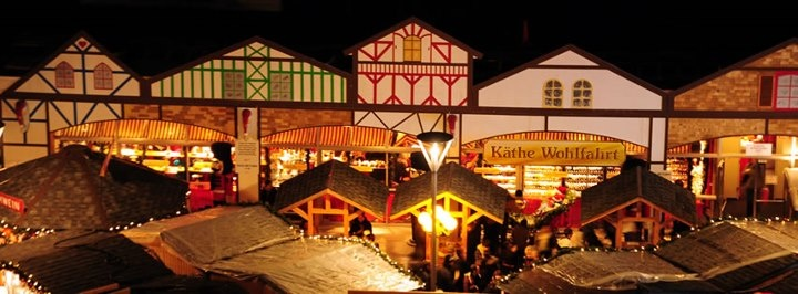 Still not done Christmas shopping? Check out the Vancouver Christmas Market