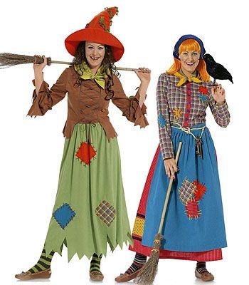 Halloween-Kostüm: Hexe, Wahrsagerin, Magier, Zauberer (Erwachsene) - News - Aktuelles - burda style
