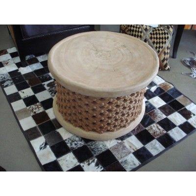 Bamileke Table/Stool, 50cm
