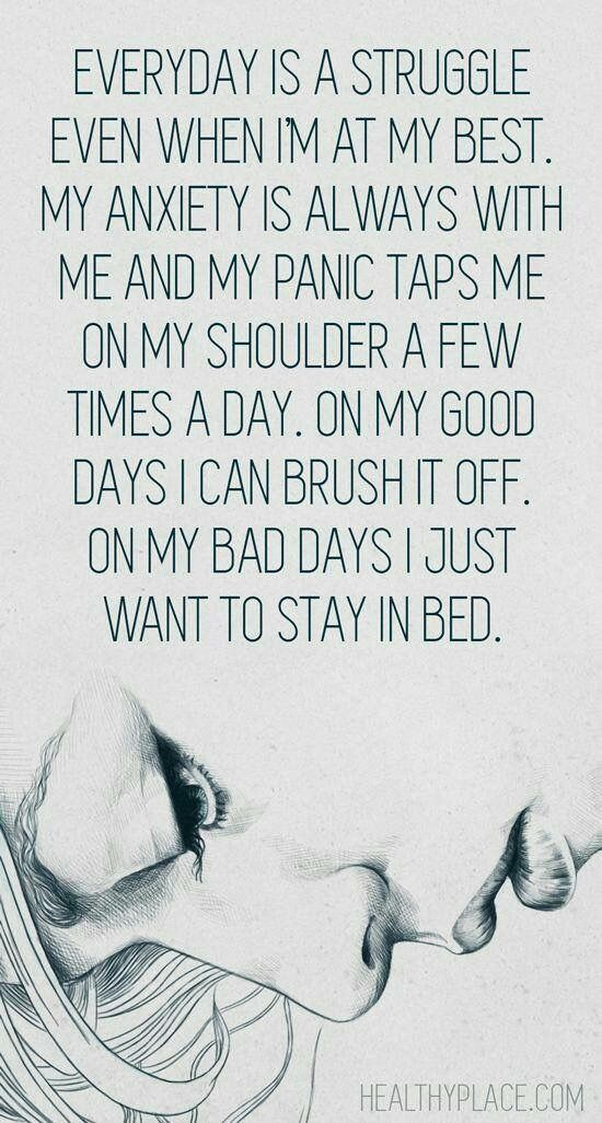 Feeling you man, same here... but without panic attacks, just small moments of hard breathing.