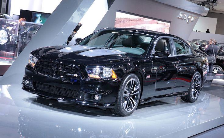 2014 Dodge Charger SRT8   DODGE Charger SRT8 (2012 - Present)