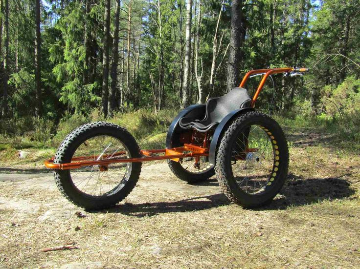 Fatbike Cart a part of system #Hyperaktiv#