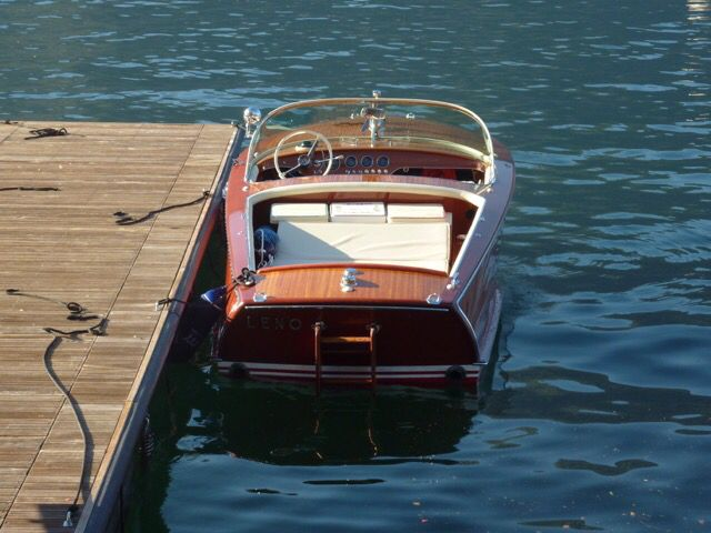 Riva Super Florida from 1963