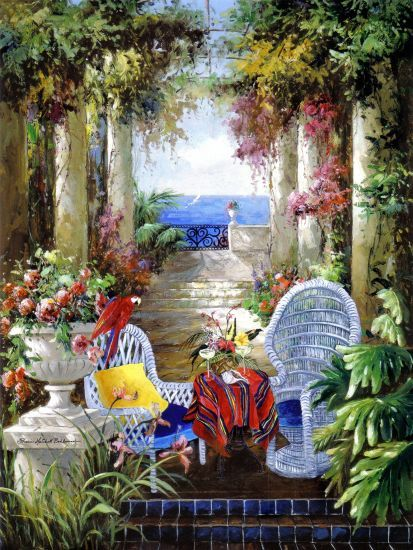 Margarita Afternoon-Sharie Hatchett Bolmann
