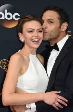 Aimee Teegarden attends the 68th Annual Primetime Emmy Awards in LA http://celebs-life.com/aimee-teegarden-attends-68th-annual-primetime-emmy-awards-la/  #aimeeteegarden
