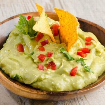 Mexikói guacamole Recept képpel - Mindmegette.hu - Receptek