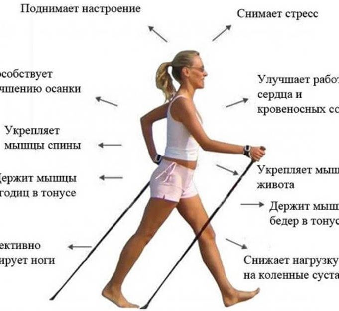 Влияет ли ходьба на похудение