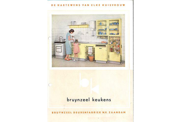 Jaren 30 Keuken Bruynzeel : Bruynzeel Keukens – Slagzin van toen