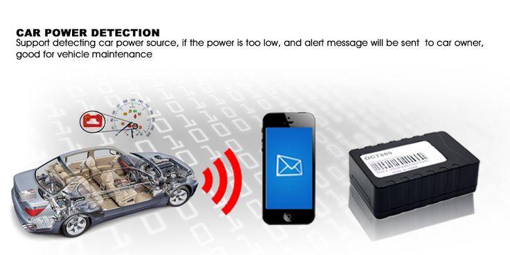 Car Power Detection