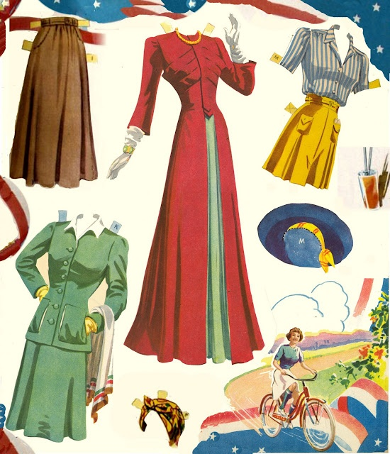 Claudette Colbert | PAPER DOLLS | Pinterest