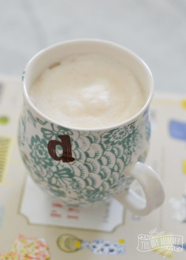 How to Make a Maple London Fog (Earl Grey Tea Latte) | The DIY Mommy