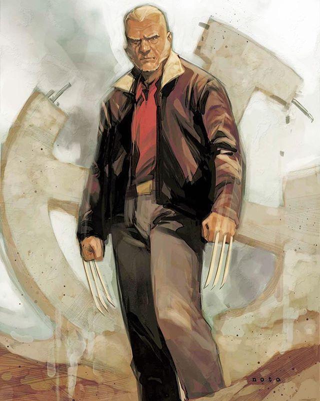 The Wolverine: Old Man Logan #wolverine #thewolverive #oldmanlogan #logan #weaponx #xmen #hughjackman #professorxavier #deadpool #badass #mutant #powerfull #superhero #comicbook #cartoon #movie #marvel #marvelcomics #marveluniverse #dccomics #awesomepics #awesomeeverythingpage #deviantart