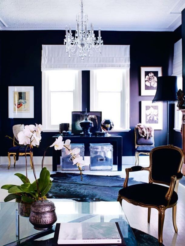 Best Decorating With Colour Images On Pinterest Vogue Living