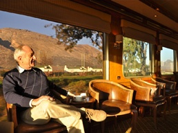 The Blue Train, Luxury Train and Safaris