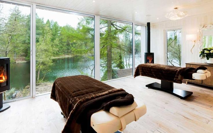 Top 10: the best spa breaks for couples in the UK