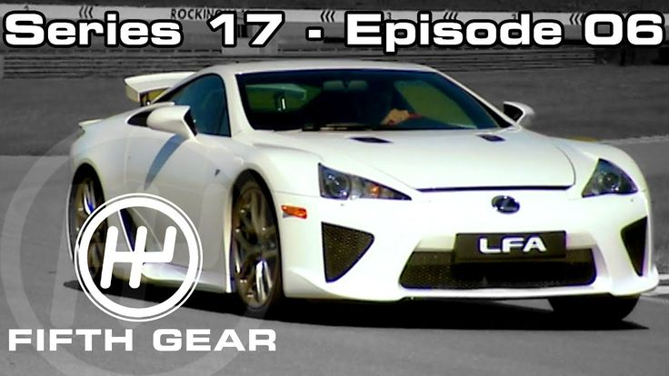 Fifth Gear: Series 17 Episode 6