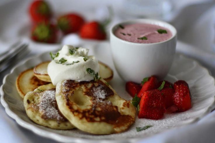 Svou rodinu miluji nade vše! Ale nikdy jsem nebyla schopna vstát tak brzy, abych je udělala dětem k snídani. Lívance na snídani měly j...