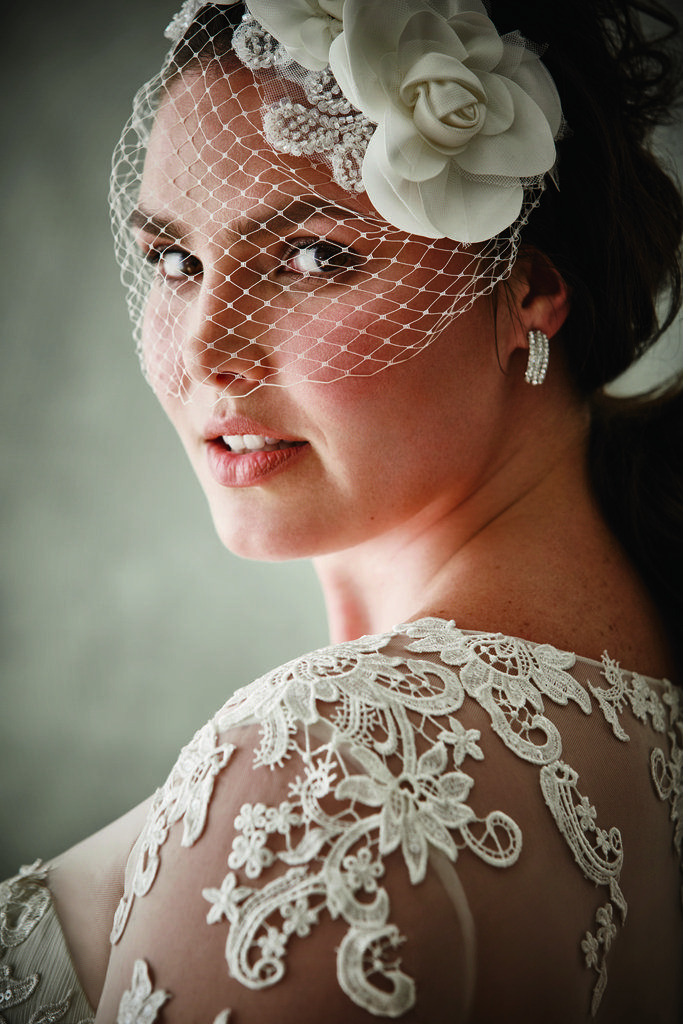 David's Bridal breaks away from their ordinary collections and the results are stunning!