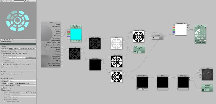 [RELEASE] Shader Forge - A node-based shader editor for Unity - Page 20 - Polycount Forum