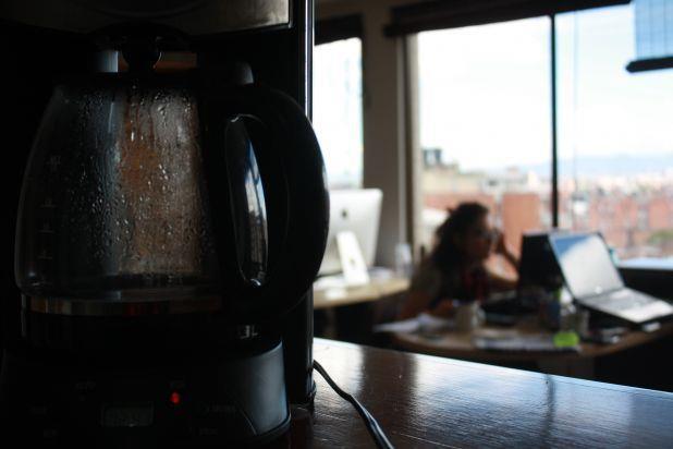 Café en #LaOfi