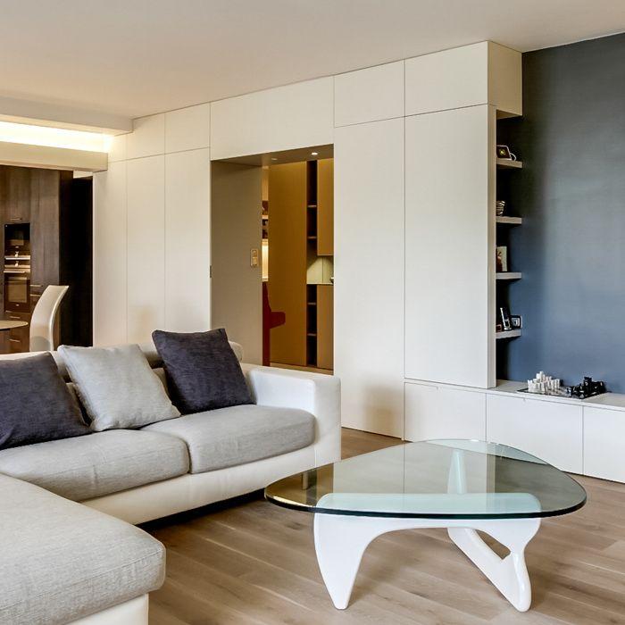 Neuilly-sur-Seine - Charlotte Vauvillier - architecte d'intérieur