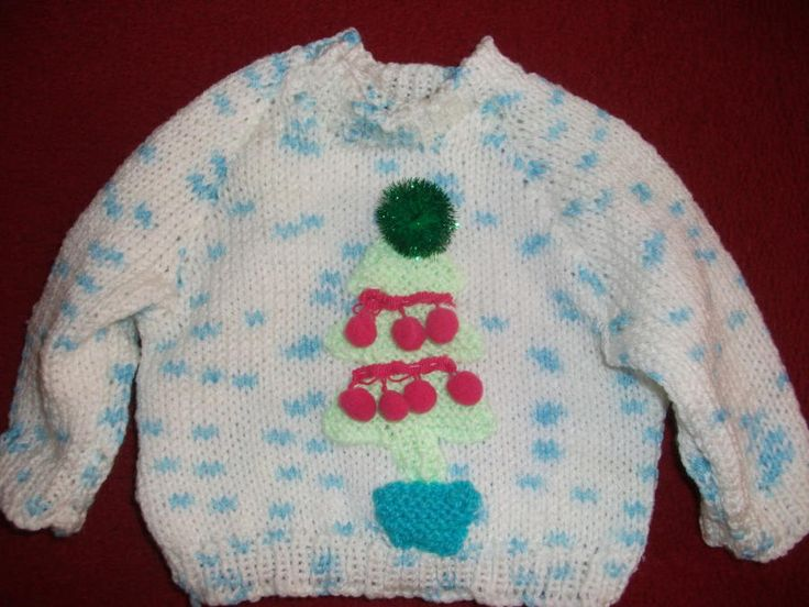 Xmas Jumper - Knitting creation by mobilecrafts | Knit.Community