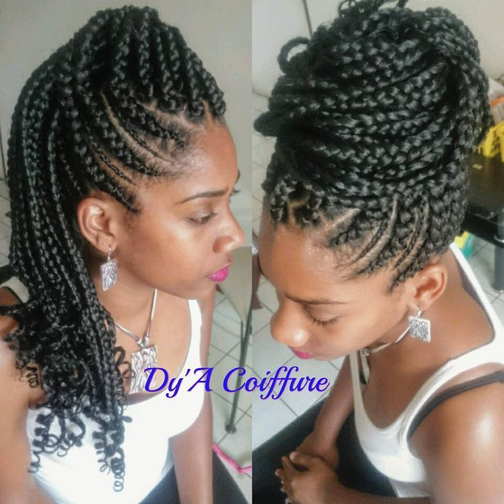 Bekannt 59 best braids images on Pinterest | Hairstyle, Protective styles  RZ24