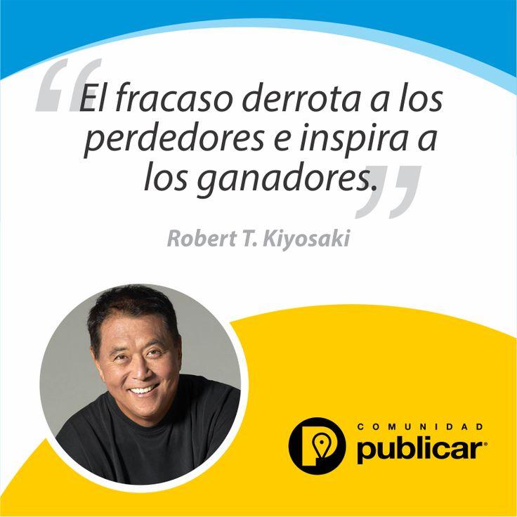 #FraseDelDía En la vida real, la gente más inteligente es la que comete errores y aprende de ellos.