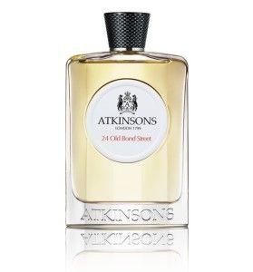 Eau de Cologne 24 Old Bond Street de #Atkinsons, celebrando 200 años de esnobismo en #perfumes #fragancias #perfumería