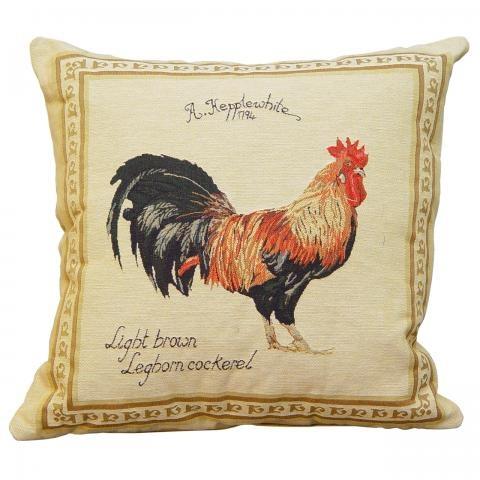 Hele mooie kippen, Kippenservies