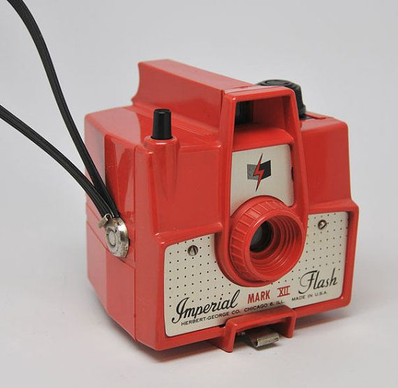 CAMERA RED Imperial Mark XII Working Condition by highplacesphotos, $90.00