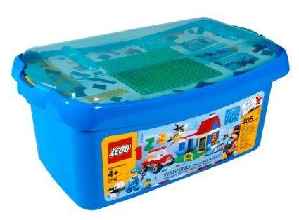 Amazon.com : LEGO Ultimate Building Set - 405 Pieces (6166) : Toy Interlocking Building Sets : Toys & Games