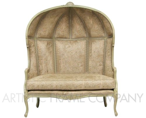 French Canopy Chair | ArtisticFrame.com  sc 1 st  Pinterest & 10 best 2918A - FRENCH CANOPY CHAIR images on Pinterest | Porter ...