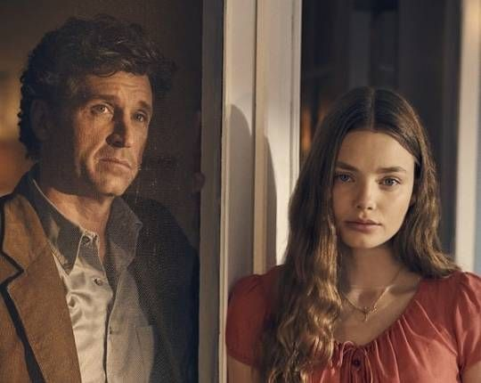Kristine Froseth And Patrick Dempsey In The Truth About The Harry