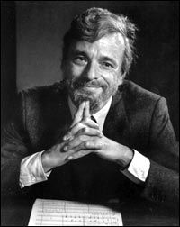 "Stephen Sondheim (1930-  )  He turned Broadway musical comedy (and drama) into opera. Two of his works, ""Sweeney Todd"" (1979) and ""Passion"" (1994) are done frequently in opera houses around the world."