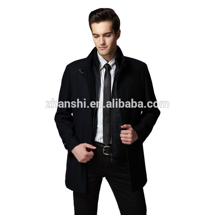 2016 wholesale german wool coat cheap men's Jacket