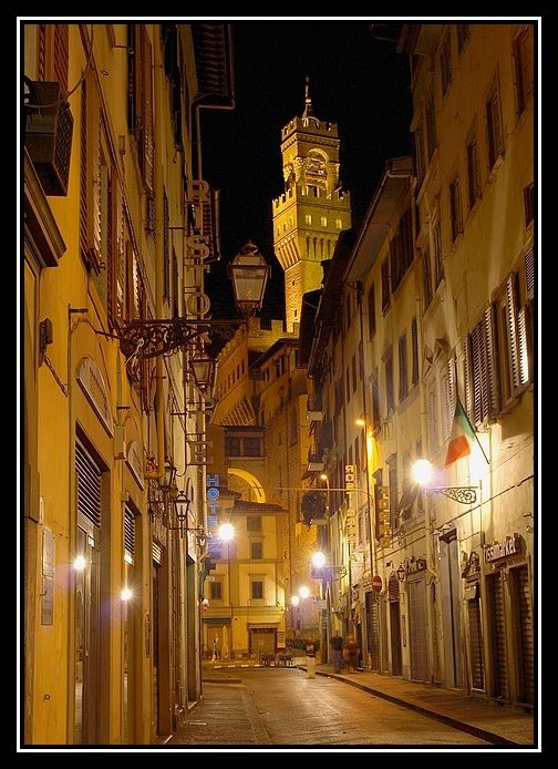 Firenze by night: Photo by Photographer Gunnar Vaht