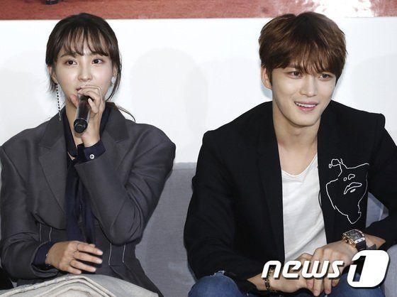 "[PRESS PICS] 171109 Naver TV ""Photo People"" Press Conference – Kim Jaejoong | JYJ3"