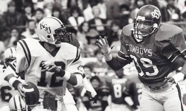 Throwback helmet carries special meaning for Oklahoma State