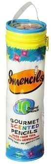 BARNES & NOBLE   Smencils 10 Pack by Educational Insights scratch and sniff pencils! Must have!!!