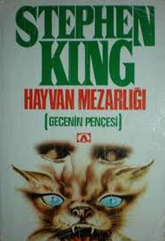 Stephen King - Hayvan Mezarlığı - Gecenin Pençesi