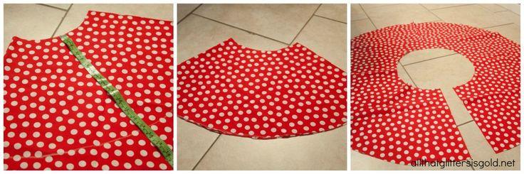 DIY: Minnie Mouse Costume