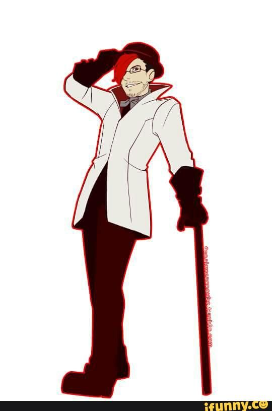 rwby, markiplier ... WHY HAVE I NEVER ANTICIPATED THIS CROSSOVER ITS PERFECT - MC