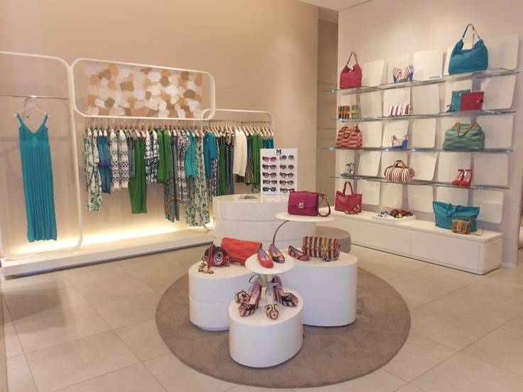 #MMissoni Boutique | #Milan | Summer 2013 Collection