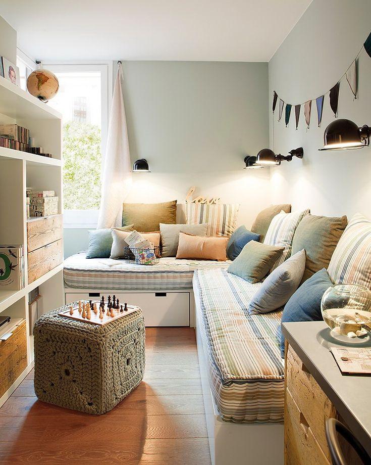El Mueble Comunicar espacios y multiplicar la luz 9: