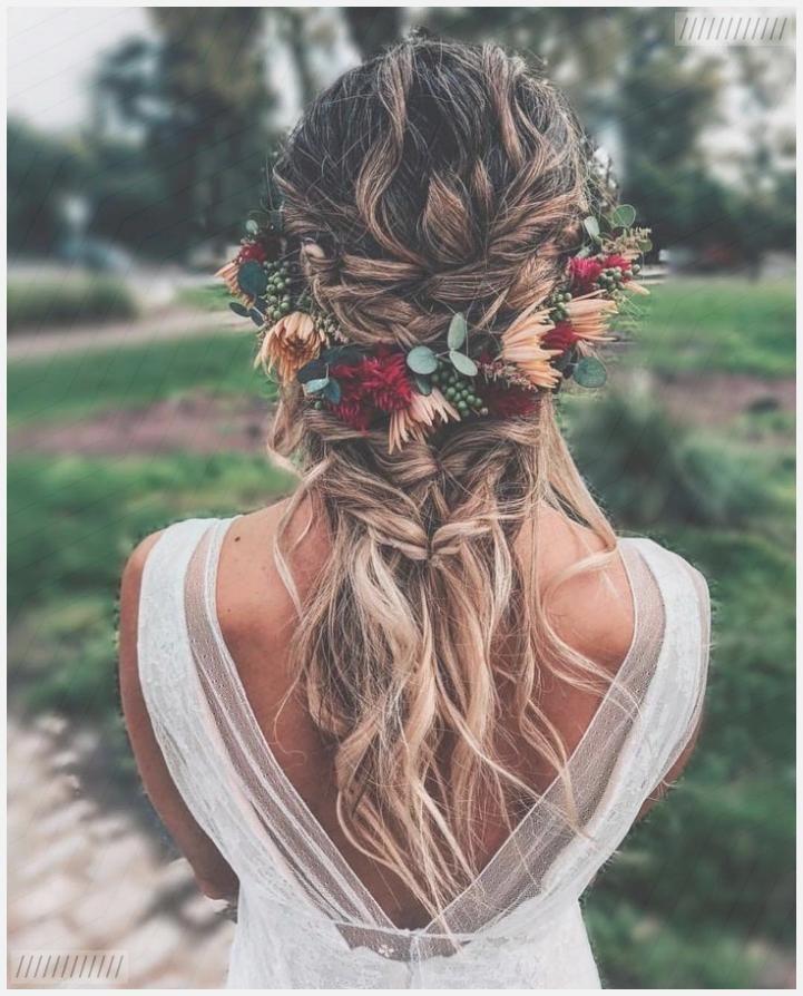 Hippie Style On Instagram Via Hippiefashionx Love This Look Cruz Ma Haar Styling Hochzeitsfrisuren Frisur Hochzeit