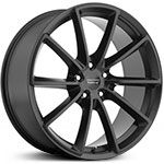 2015 American Racing Vintage AR806 Satin Black Wheels & Rims