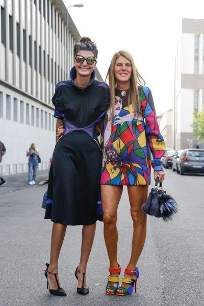 11aef58fc3 Giovanna Battaglia anna dello russo | ╬Street Fashion╬ | Fashion, Style,  Friends fashion