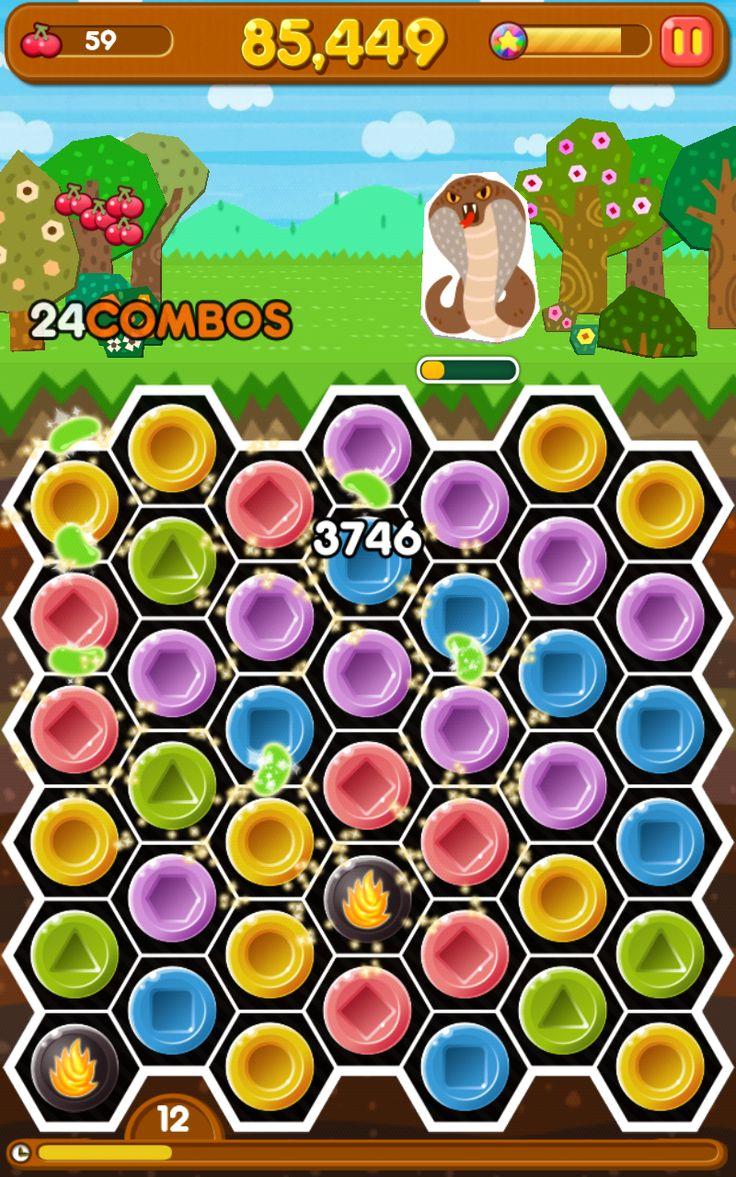 [GAME-APP] 포코팡 (POKO PANG) for kakao (800×1280)
