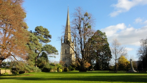 Herefordshire Churches - St Mary's Church - Ross On Wye